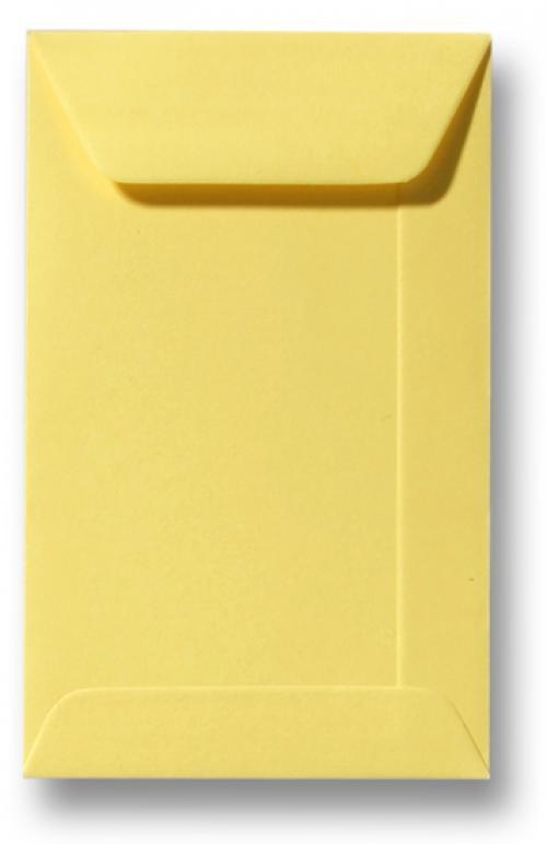 Envelop Kanarie Geel 6