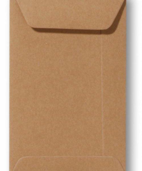 Envelop Bruin 6