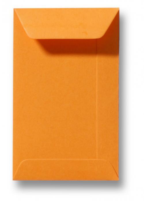 Envelop Fel oranje 6