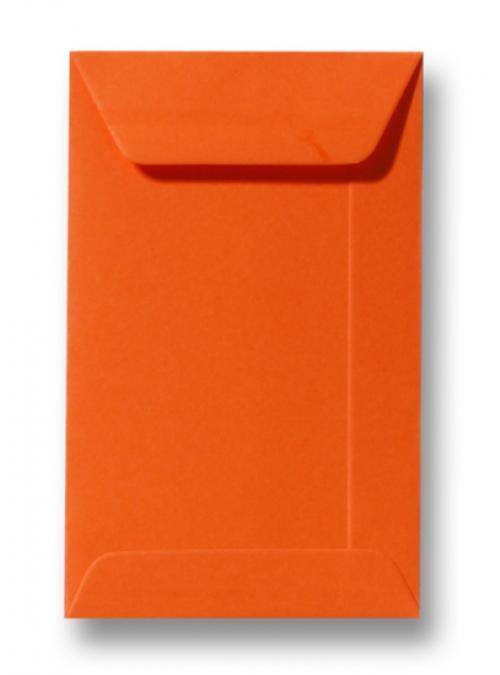 Envelop Donker oranje 6