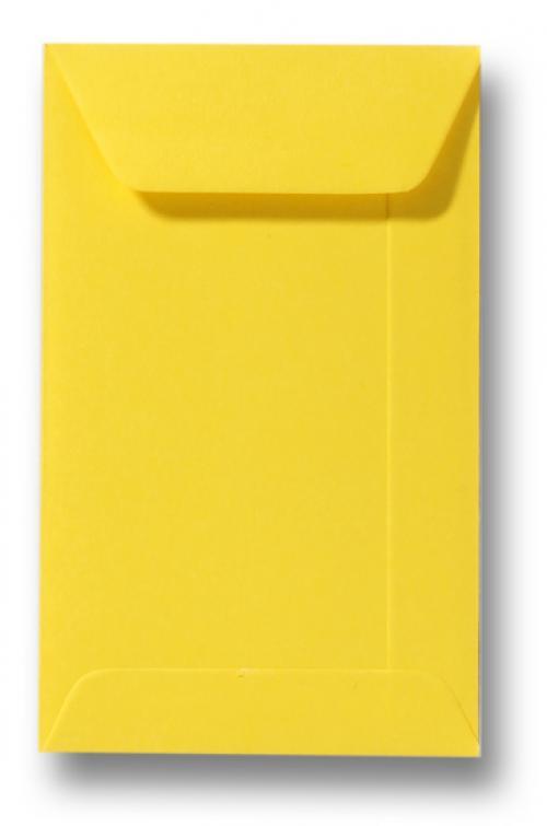 Envelop Boterbloem geel 6