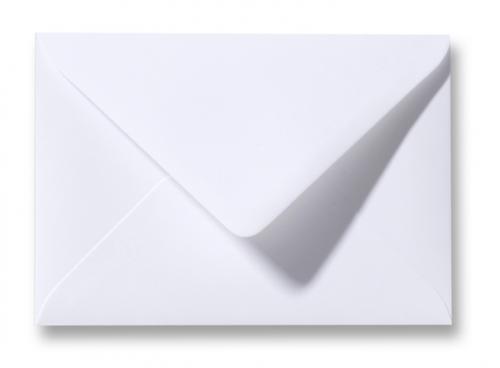 Wit Envelop 12×18 cm