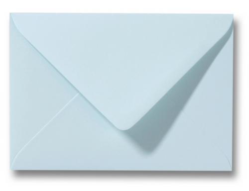 Lichtblauw Envelop 12×18 cm