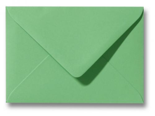 Envelop Grasgroen 12×18 cm