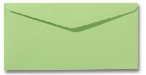 DL envelop 11×22 cm Appelgroen