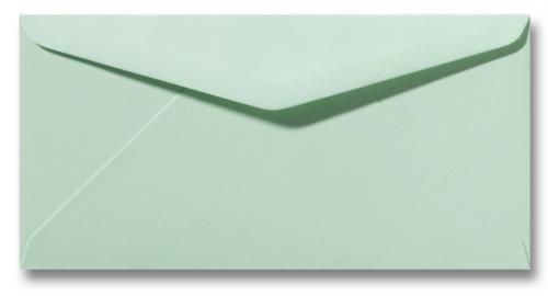 DL envelop 11×22 cm Lentegroen