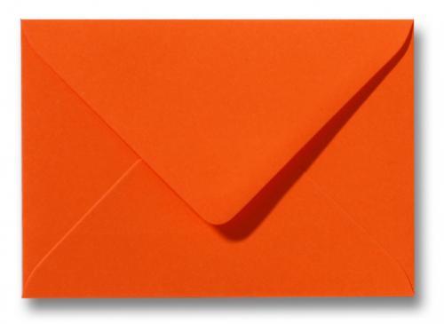 A5 Envelop Donker Oranje 15