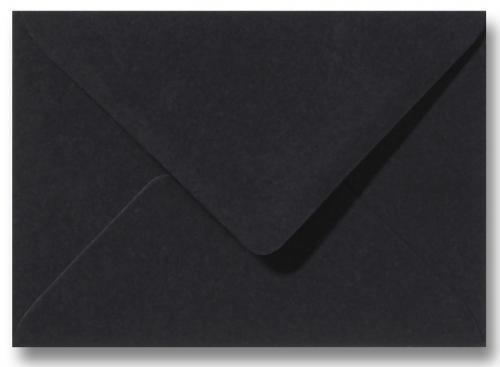 A5 Envelop Zwart 15