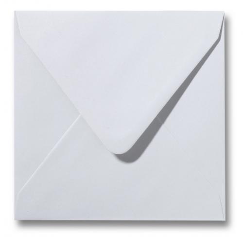 Envelop Dolfijngrijs 12x12cm