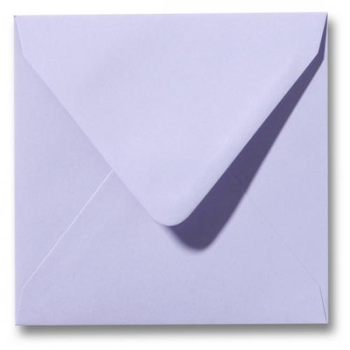 Envelop Lavendel 16x16cm