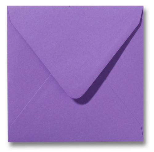 Envelop Violet 16x16cm