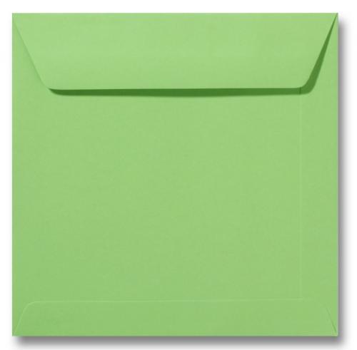 Envelop Appelgroen 19x19cm