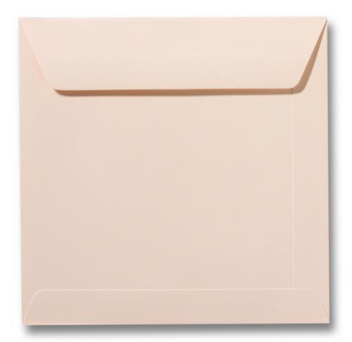 Envelop Abrikoos 19x19cm