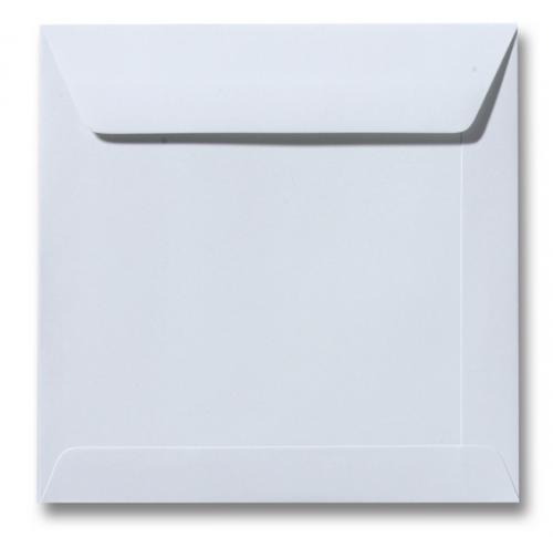 Envelop Zilvergrijs 19x19cm