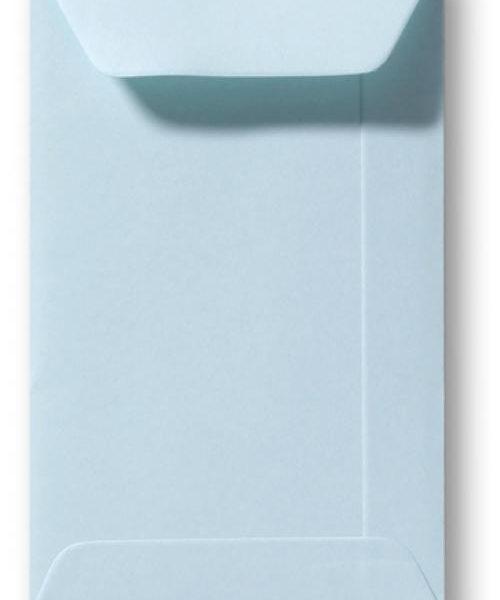 A4 envelop Lichtblauw 22×31