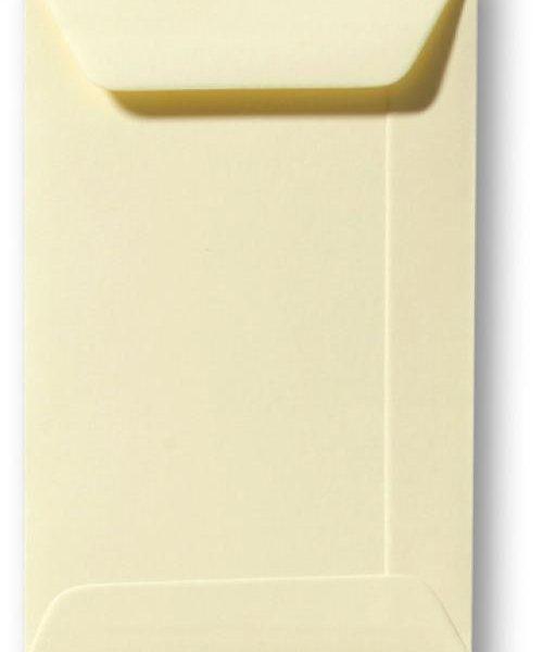 A4 envelop Zacht Geel 22×31