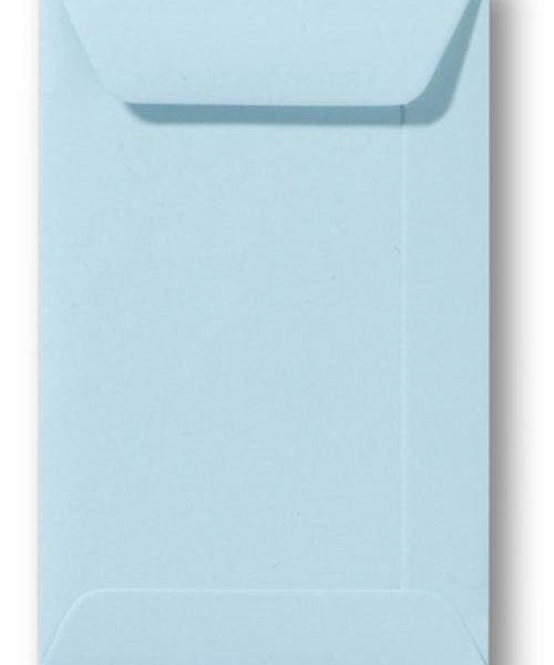 A4 envelop Lagune blauw 22×31
