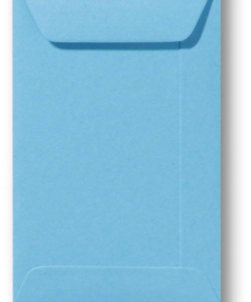 A4 envelop Oceaan blauw 22×31