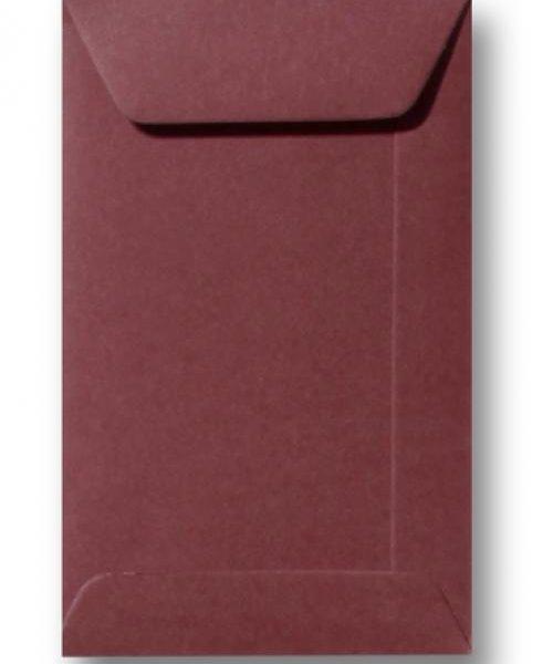 A4 envelop Donkerrood 22×31