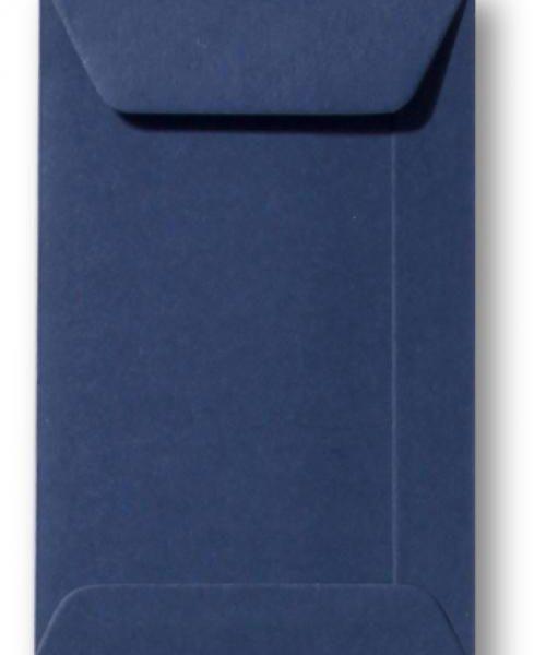 A4 envelop Donkerblauw 22×31