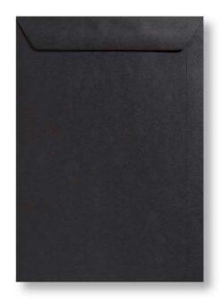 A4 envelop Zwart 22x31,2 cm
