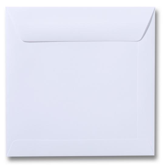 Envelop 22×22 cm Wit