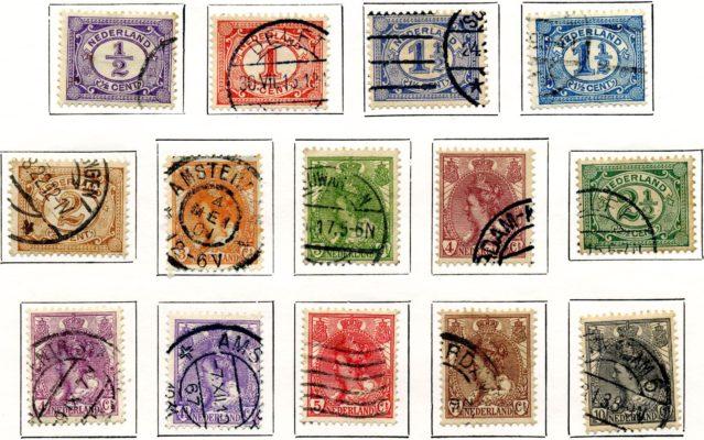 Postzegel Enveloppenzaak