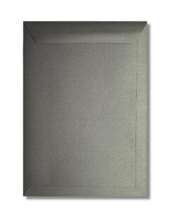 A4 envelop Metallic Zilver 22×31,2 cm
