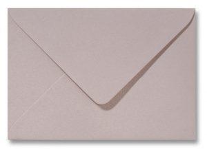 A5 envelop Metallic Caramel 15,6×22 cm