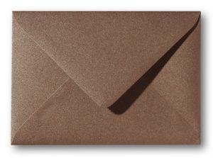 A5 envelop Metallic Cuba 15,6×22 cm