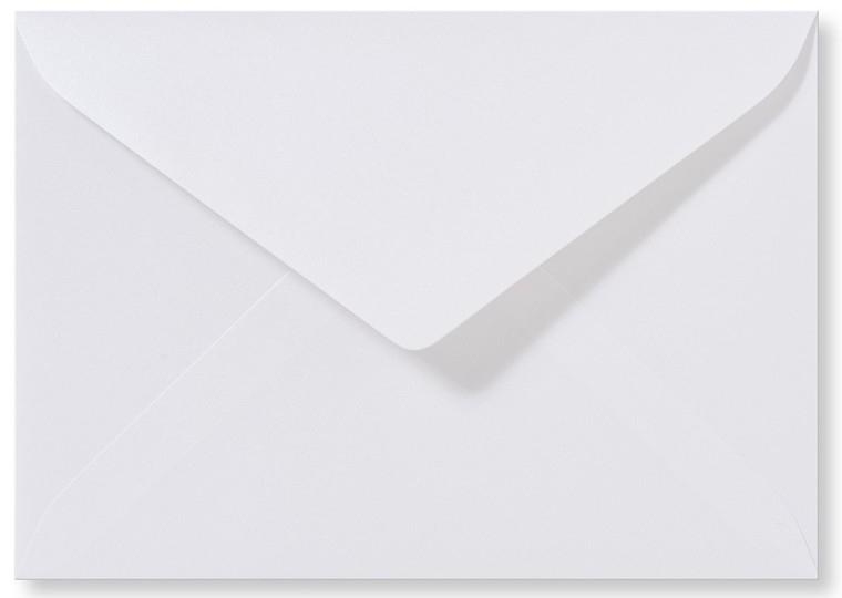 A5 envelop Metallic Extra Wit