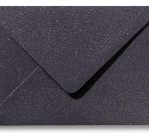 A5 envelop Metallic Grijs
