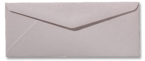 DL Envelop 11x22 cm Metallic Caramel