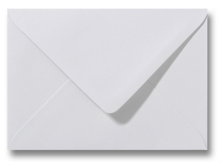 A6 Envelop Dolfijngrijs 11x15,6 cm