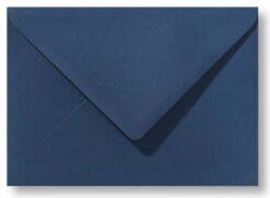 A6 Envelop Donkerblauw