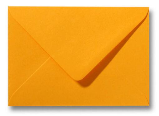 A6 Envelop Goudgeel 11x15,6 cm