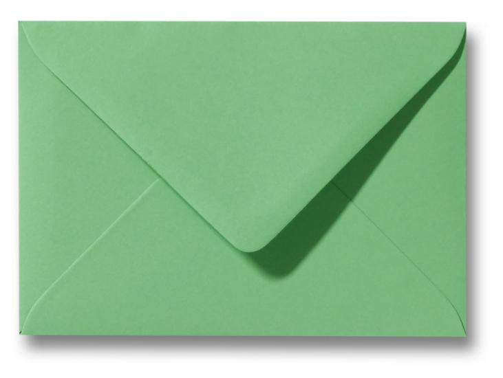 A6 Envelop Grasgroen 11x15,6 cm