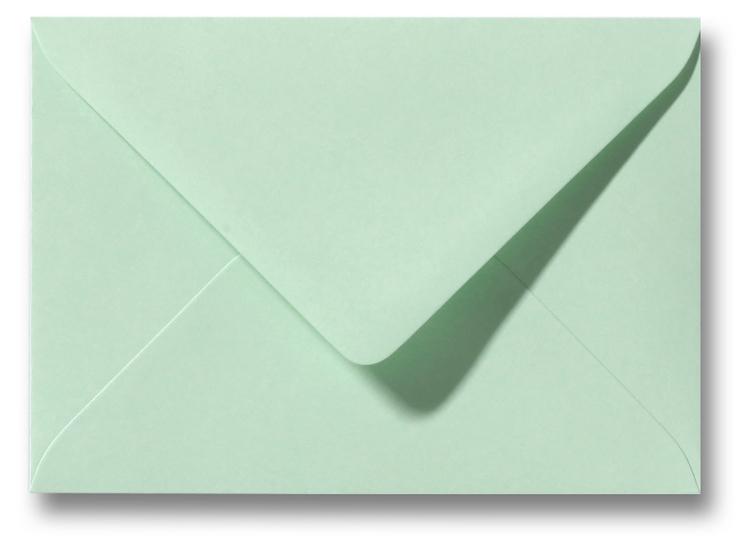 A6 Envelop Lentegroen 11x15,6 cm