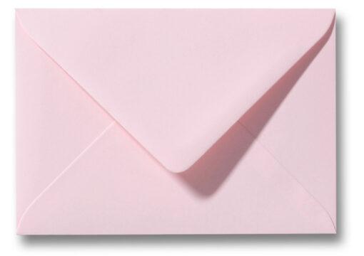 A6 Envelop Licht Roze 11x15,6 cm