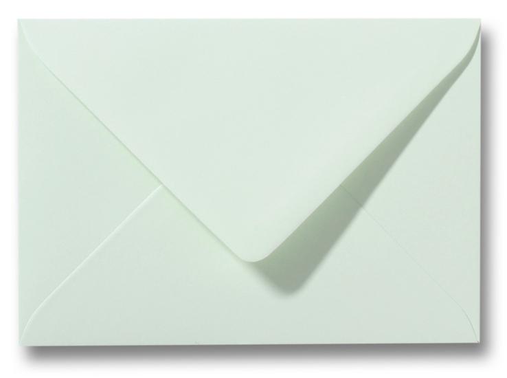 A6 Envelop Lichtgroen 11x15,6 cm
