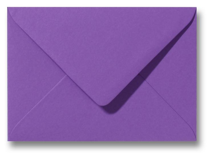 A6 Envelop Violet 11x15,6 cm