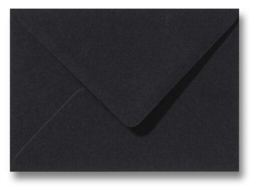 A6 Envelop Zwart 11x15,6 cm