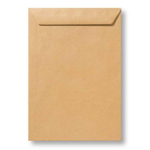 Kraft enveloppen bruin A4