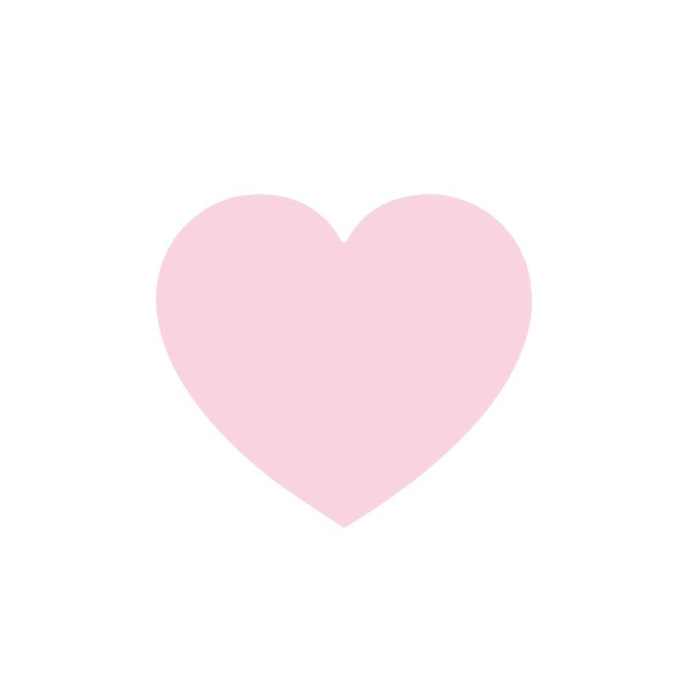 Sluitzegel Hartje roze