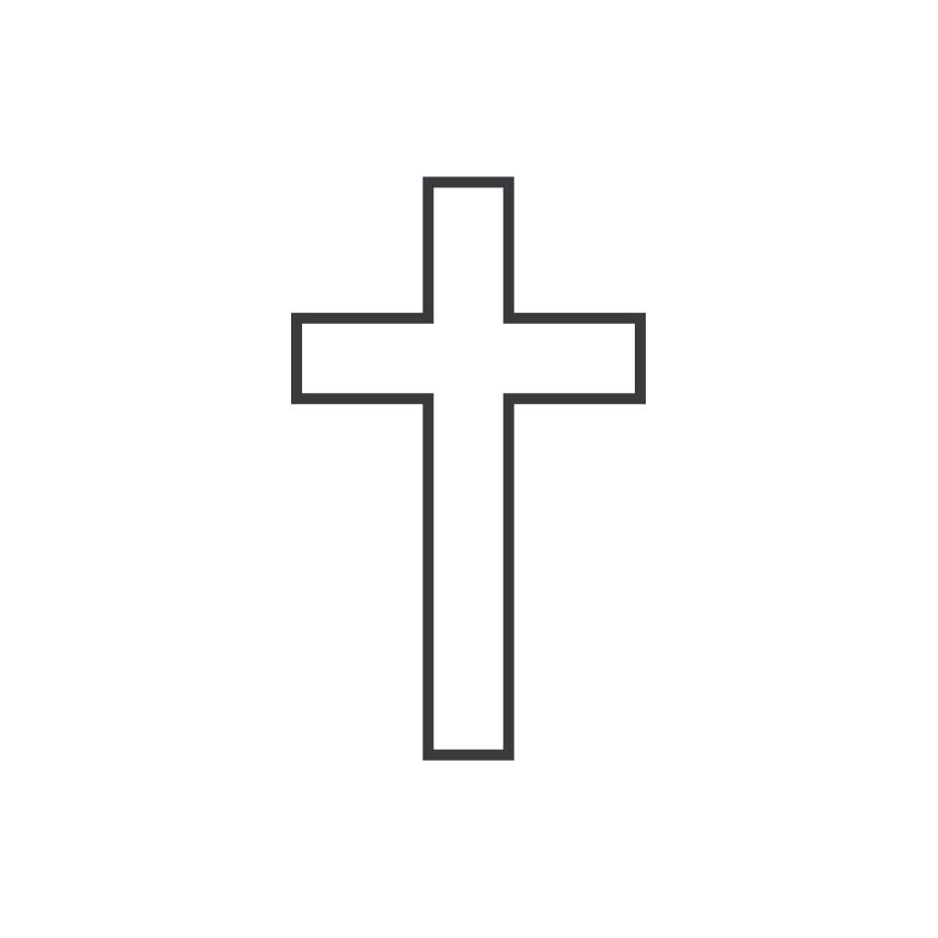 Sluitzegel Kruisje